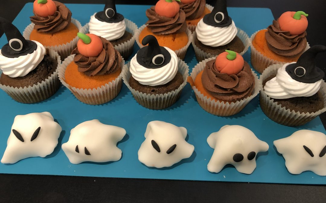 Atelier Halloween : Les Cup-cakes