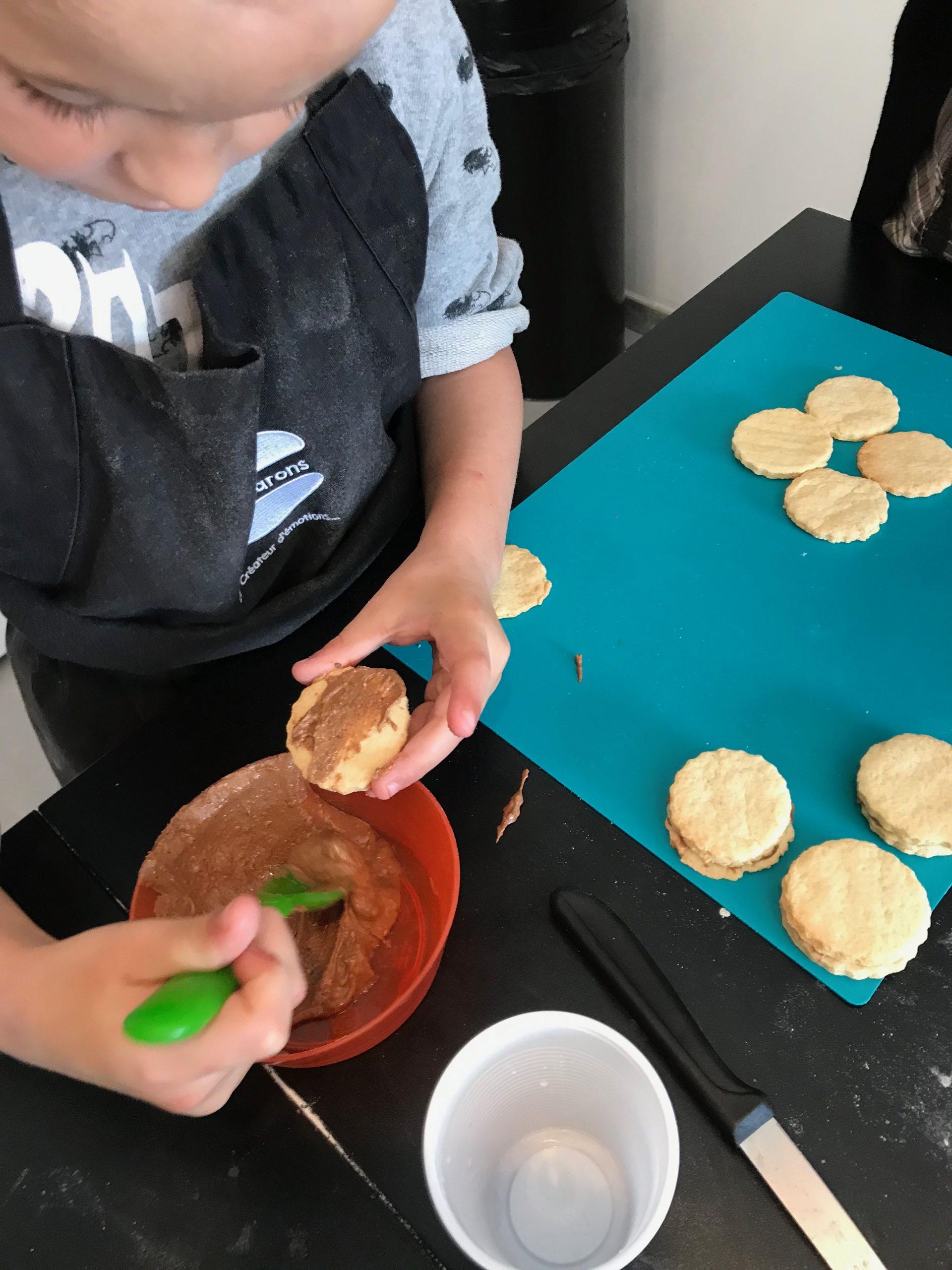 cours et atelier de cuisine